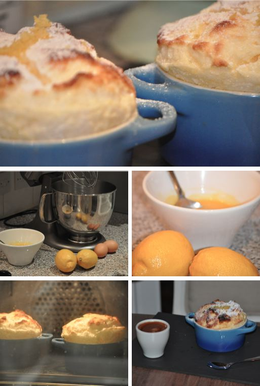Lemon Souffle Recipe And How To Make