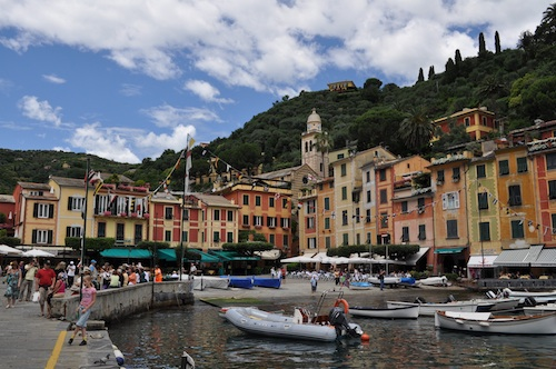 Paradise in Portofino: The Domina Piccolo Hotel 1