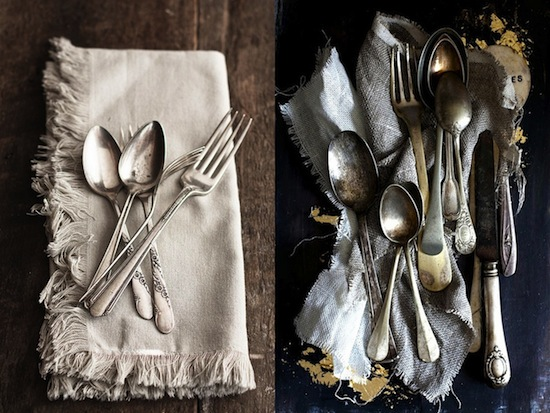 Vintage Cutlery & a Pie to Die For 4